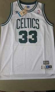 Larry Bird Celtics Jersey xL