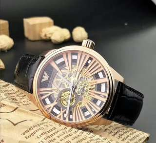 Armani Skeleton Limited Edition