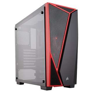 CORSAIR Carbide Series® SPEC-04 Tempered Glass Mid-Tower Gaming Case