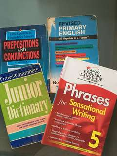 English Guide Books for Primary 5 / 6