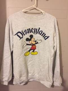 VINTAGE oversized Disney jumper
