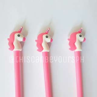 Pastel Unicorn Pen