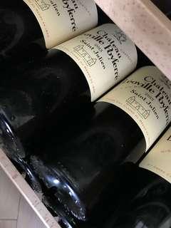 Leoville Poyferre 2013 wine