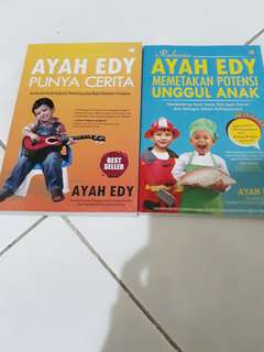 (Bundle) Ayah Edy Punya Cerita dan Ayah Edy Memetakan Potensi Unggul Anak