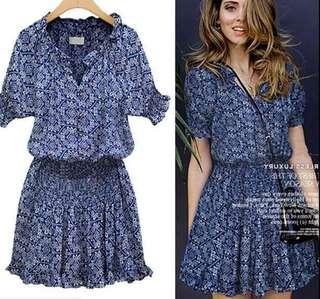 Blur dress