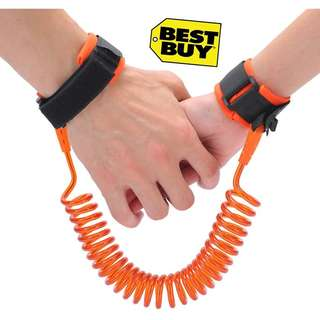Kid Child Anti Lost Belt 2.5m Safety Baby Harness Strap Anti-lost Wrist Strap   RM25.90