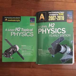 FREE A LEVEL PHYSICS TYS