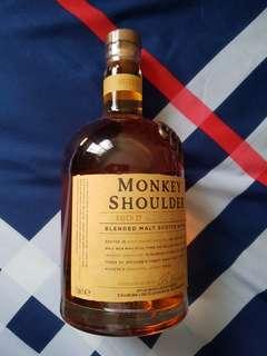 Monkey Shoulder 1L from DFS