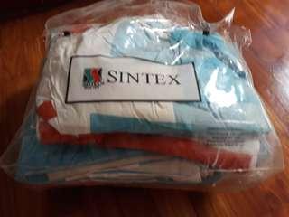 SINTEX Queen size Fitted bedsheet set