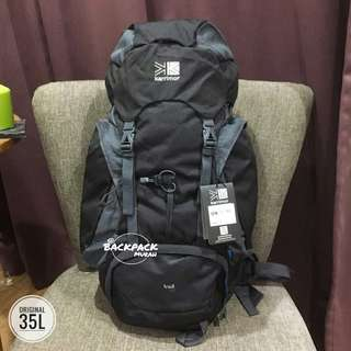 df17b24eac1 Karrimor Trail 35 - Black