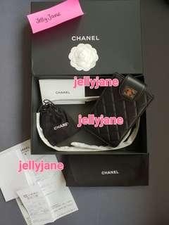 Chanel iPhone holder