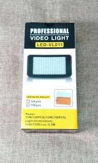 🚚 ROWA LED-VL011 攝影燈