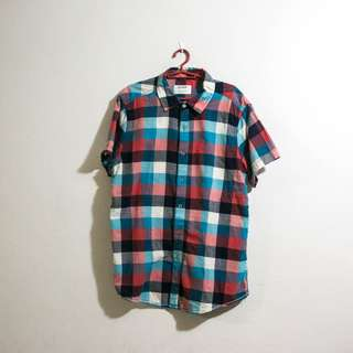 Pull and Bear Short Sleeves Polo for Men