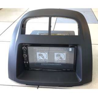 Myvi CD/DVD Monitor Player