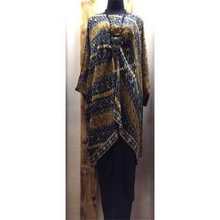 Contoh Top Viscose Batik