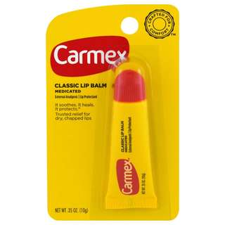 Carmex Lip Balm Tube (Original / Cherry) SPF15