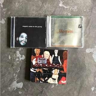 Mogwai CDs