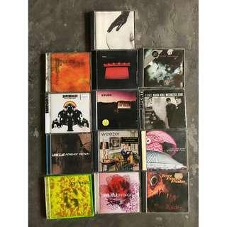 Rock CDs—CHEAP!