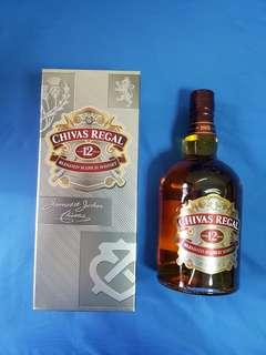 Chivas Regal 12 Years 1L from DFS