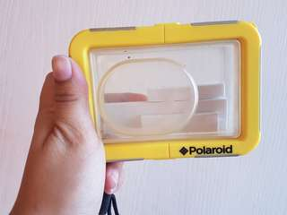 Underwater Cover for Digital Cameras