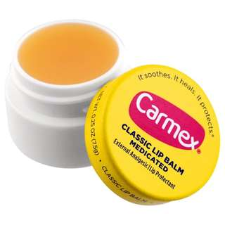 Carmex Original Classic Lip Balm in Jar