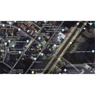 For Sale: Commercial Building in Mandaluyong City