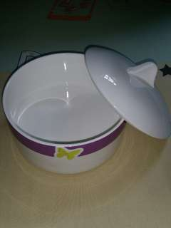 Porcelain bowl with cover