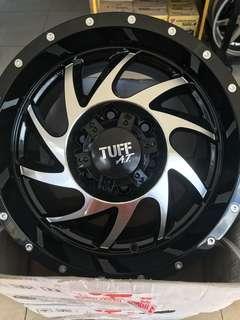 4x4 Sport Rim TUFF A.T 15 x 8jj