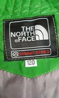 The North Face boys jacket Summit Series! (Pre-loved, washed but never worn at all!!)