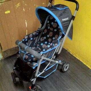 Stroller Baby Sweet Heart