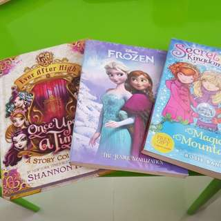 Story Books  Girls favourite