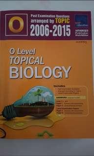 Upper secondary Biology materials