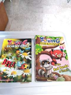 Young scientists level 1 2010 set