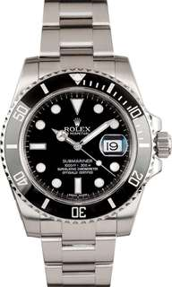 Buying Rolex submariner 116610LN
