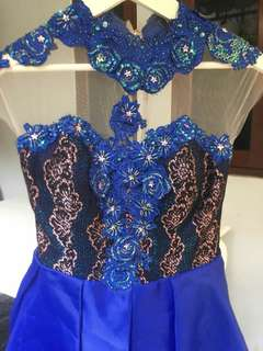 Discount 70% 750k from 2,5 m blue fairy tale