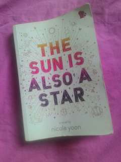 novel the sun is also a star (nicola yoon)