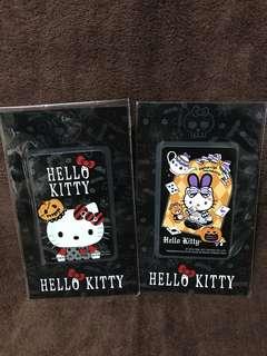 Hello kitty Halloween 🎃 ezlink card set