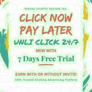 Free trial on yeheey online business