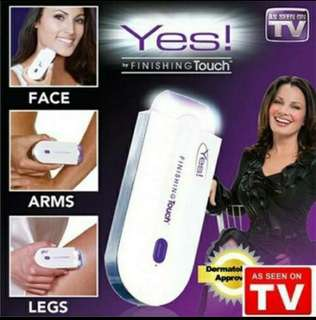 Instant and pain free Hair remover