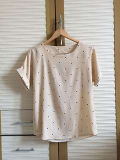 Basic Polka Top