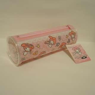 日本my melody 筆袋