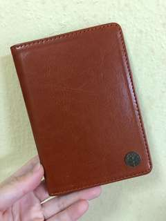 Starbucks Passport Holder