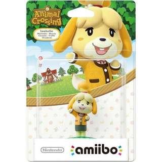 3 for 1 Animal Crossing Amiibo