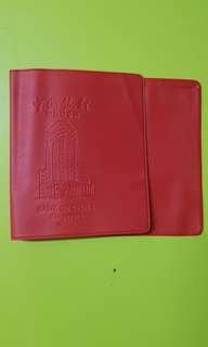 Bank of China plastic cover