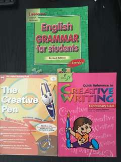 English Creative Writing for Primary 5 & 6