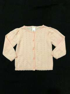 (2-3Y) Gymboree Sweet Cardigan