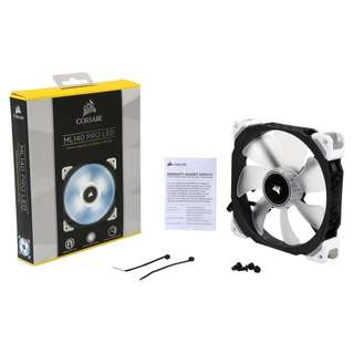 CORSAIR ML140 PRO LED 140mm PWM Premium Magnetic Levitation Fan