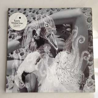 Bjork - Vespertine Limited Edition Gatefold Version CD