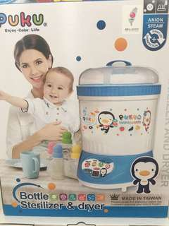 PUKU Bottle Sterilizer & Dryer