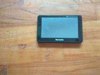 Morbella Car GPS Navigator